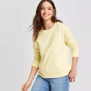 NWT Women's Sz M Sweatshirt Universal Thread